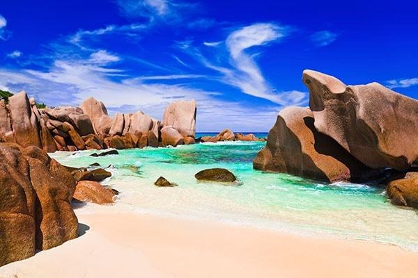 Anse Source D'Argent Seychelles'