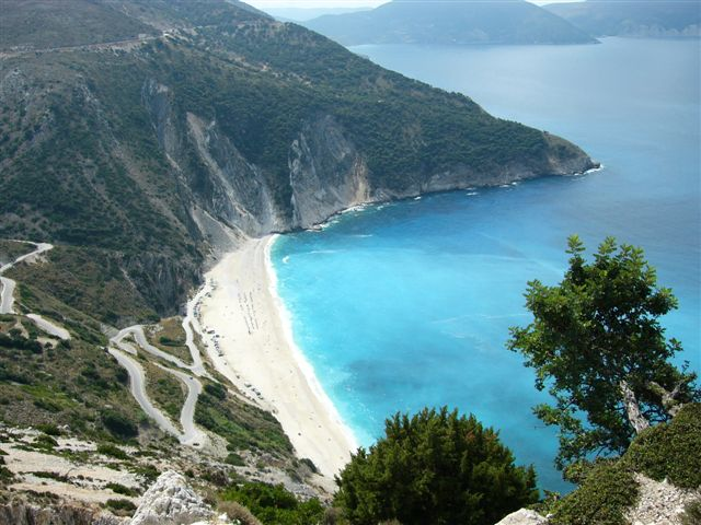 Cephalonia Postcard One - Introducing Cephalonia