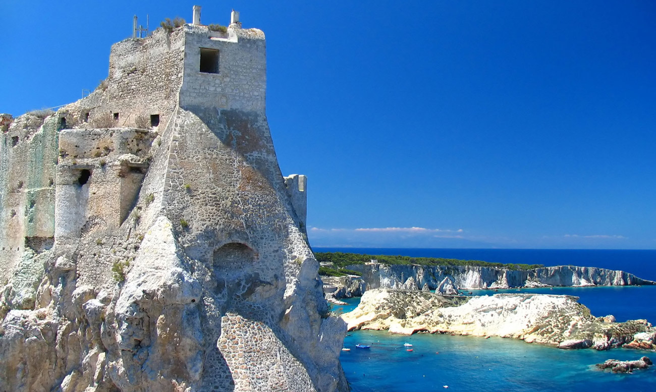 The Tremiti Islands Puglia
