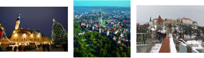 Autumn and Winter Travel - Introducing Tallinn